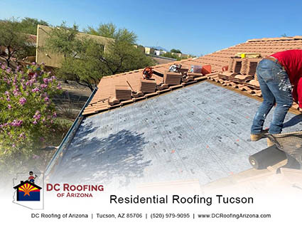 Tucson Roofing Contractor in Tucson, DC Roofing of Arizona